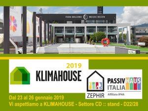 Zephir Passivhaus_ Klimahouse 2019